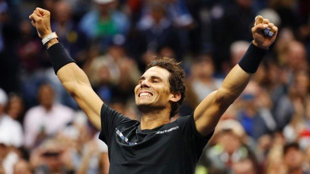 Relentless, rampaging Rafael Nadal wins US Open to take grand slam tally to 16September 11 2017 - 9:10AM          New York: A relentless Rafael Nadal thumped Kevin Anderson 6-3, 6-3, 6-4 to win the US Open on Monday, earning the Spaniard his second grand slam title of the season and 16th of his career. While women's tennis produced three first-time grand slam winners this season, the old guard continues to reign supreme in the men's game with Nadal and longtime rival Roger Federer sweeping…