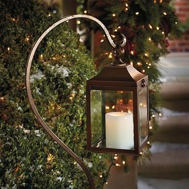The soft light emanating from our Pathway Carriage Lanterns imparts an enchanting glow while safely guiding visitors up your walk. & 20 best Outdoor Lighting images on Pinterest | Exterior lighting ...