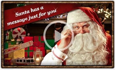 Frugal Mom and Wife: Free Personalized Video Message From Santa Claus! (PNP)