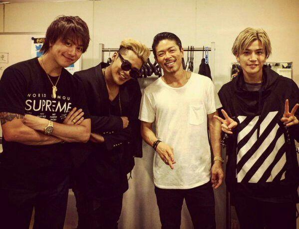 Iwata Takanori & Elly & Matsu & Takahiro
