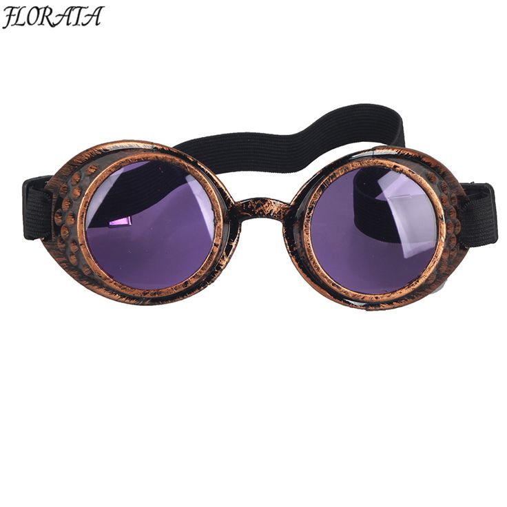 New Gothic Sunglasses Women Frame Lenses Unisex luxury Vintage Sunglasses  Style Steampunk Goggles man Welding Glasses Cosplay #Affiliate