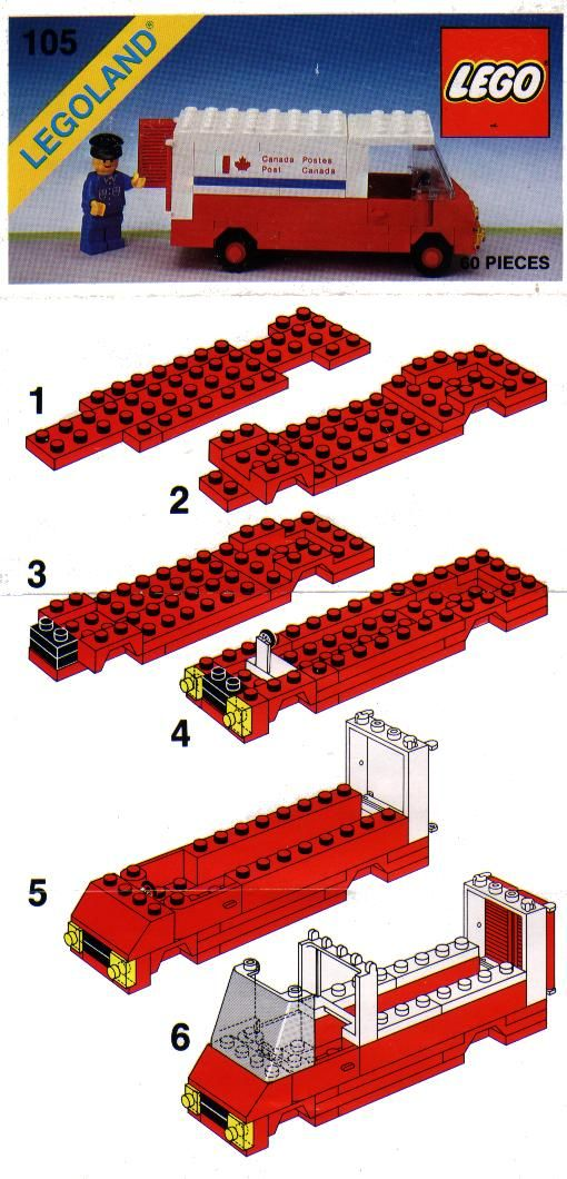 lego instructions. by year, category, and searchable. dates back to 1965, thank you!
