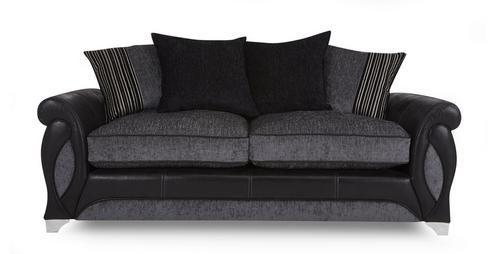 Myriad 3 Seater Pillow Back Sofa Myriad | DFS