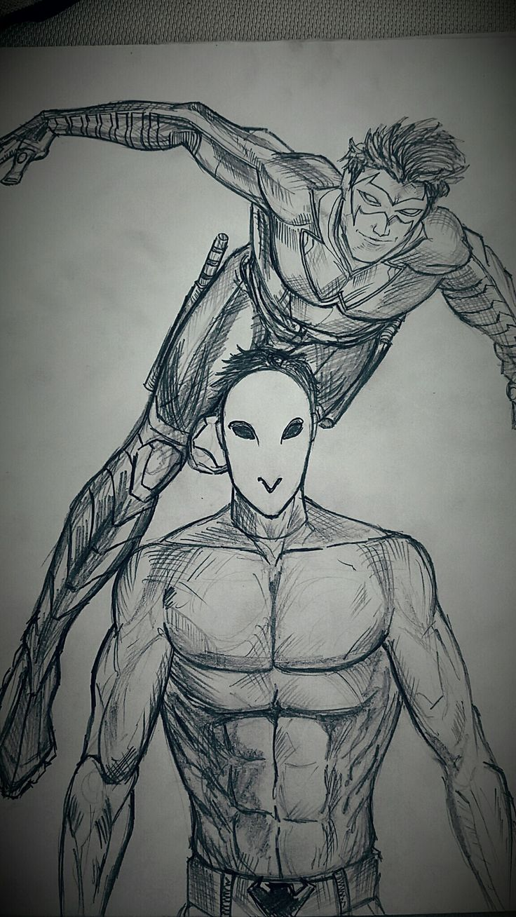 Nightwing / Talon #batman #nightwing #dccomics #talon #dickgrayson
