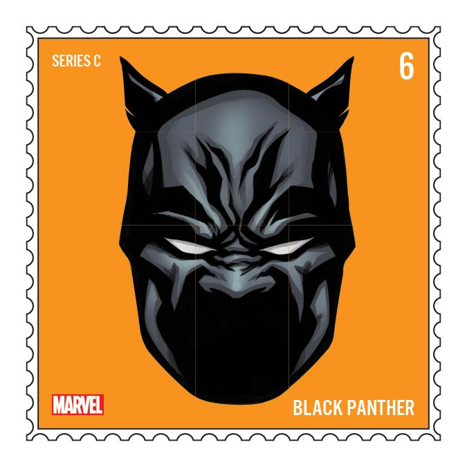 Marvel Comics Issues Replacement Marvel Value Stamp with Black Panther