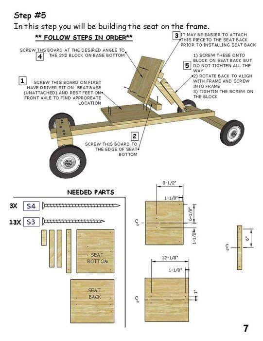 Easy Soap Box Derby Car Build | Wooden | Pinterest | Soap boxes ...