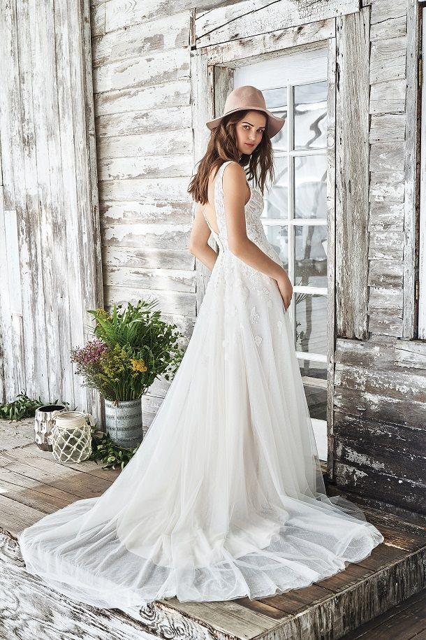 victorias bruidsmode
