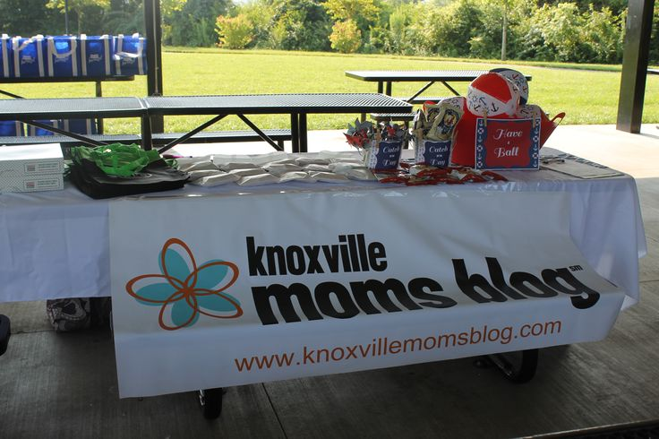 Knoxville Moms Blog McFee Park Play-date, August 2014