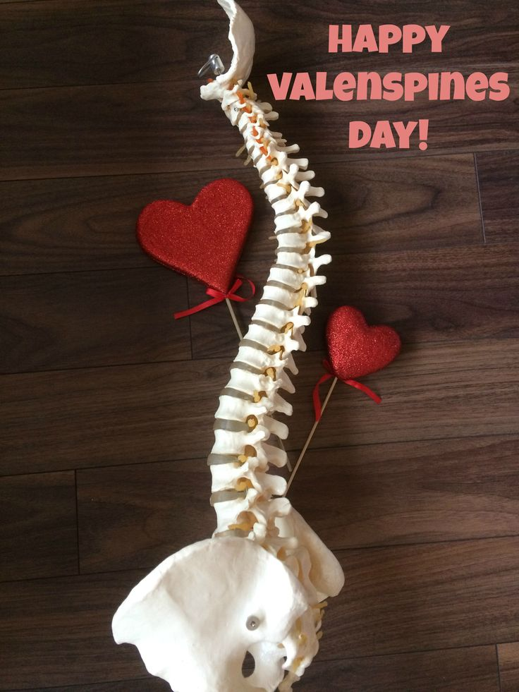 Happy ValenSPINES Day from the Innate Chiropractic and Wellness Team! May your February be filled with lots of joy, laughter and love!