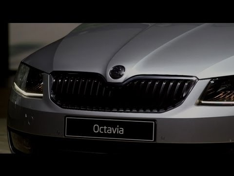 2013 New ŠKODA Octavia Presentation