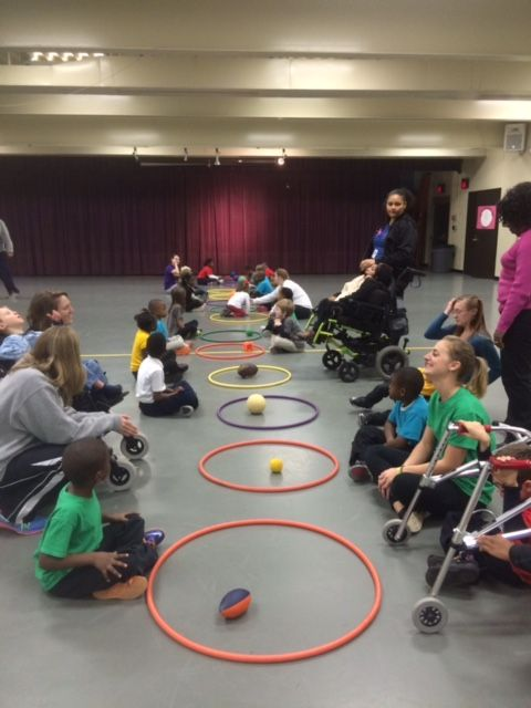 The goal of Adapted Physical Education (APE) in Pitt County is to provide all students with special needs, regardless of their disability, the opportunity to participate in physical education