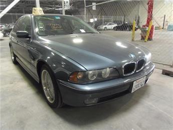 1989 BMW Police Impound vehicle   3995.