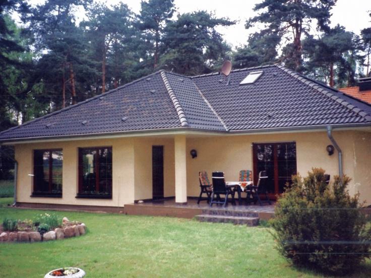 Walmdach bungalow 120 haus pinterest for Wohnideen 60 qm