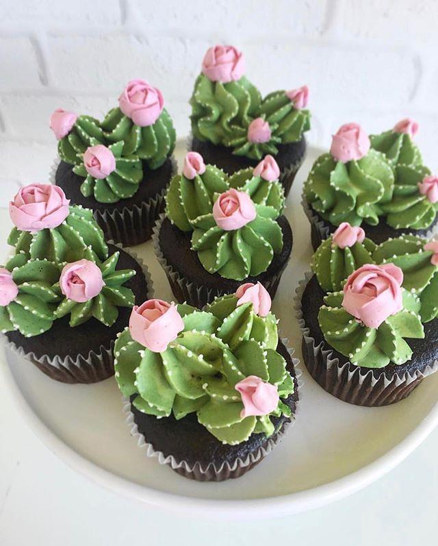 Oh meine Cupcakes! Diese sind wunderschön 💕 vi…