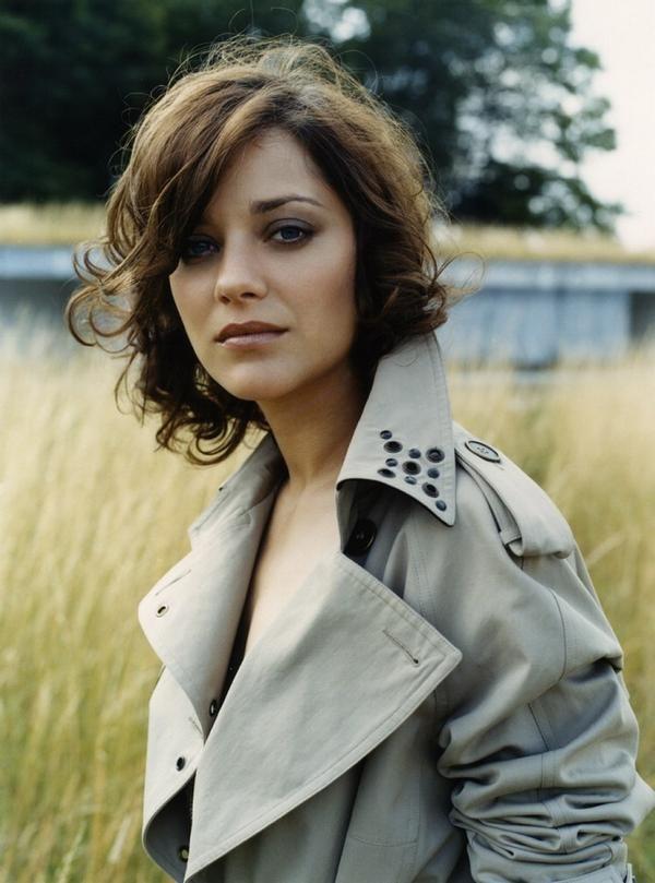Natural makeup look - Marion Cotillard -