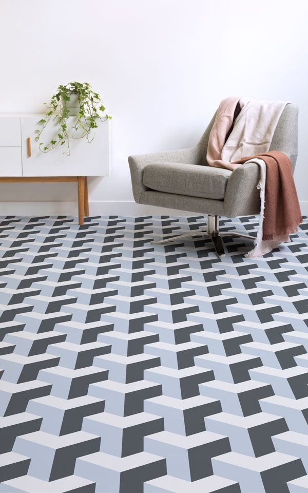 abstract cube flooring in 2019 house decoration pinterest rh pinterest com