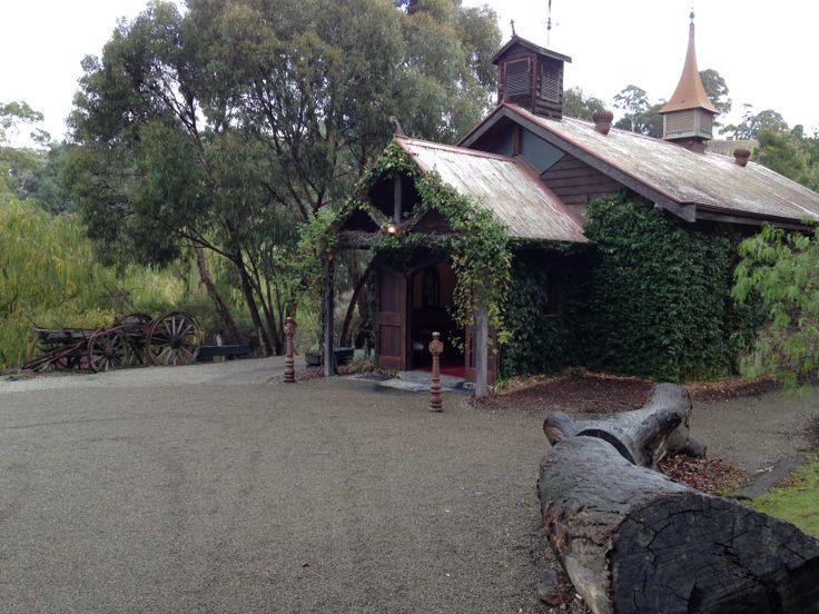 Chapel at Inglewood Estate, Kangaroo Ground