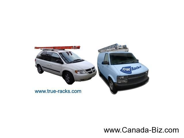 Ladder Racks for Full Size Vans, Transit Connect, Minivans - Canada Biz - Free Canadian Classifieds