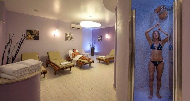 Il centro benessere del Chia Laguna Resort - Sardegna