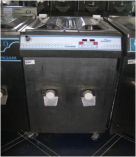 Icea cream machine:  AGEMASTER 60+60 TRONIC MATR. 240001 MARCA CARPIGIANI