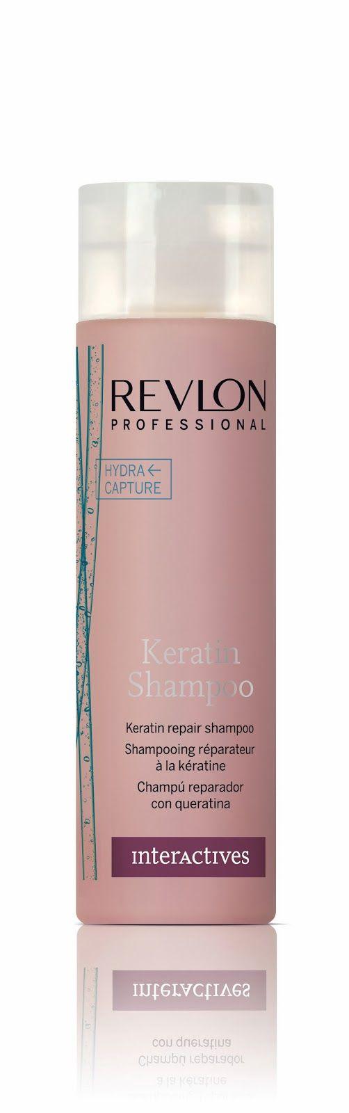 Revlon Interactives, Shampooing à la kératine