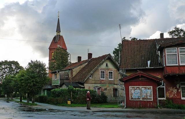 Zelenogradsk, Kaliningrad Russia