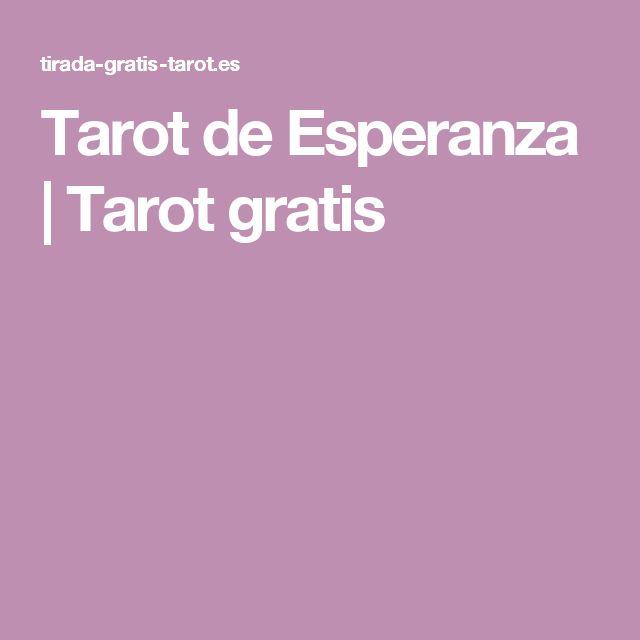 Tarot de Esperanza   Tarot gratis