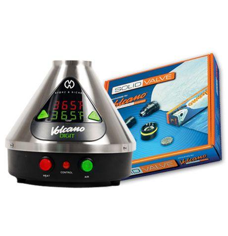 The digital volcano vaporizer... $699.00  #ThingsIWant