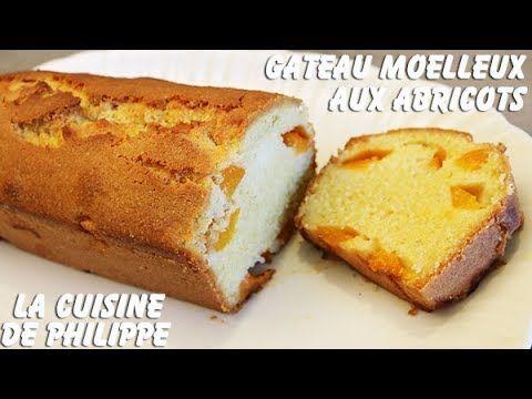 (76) Gâteau moelleux aux abricots - YouTube