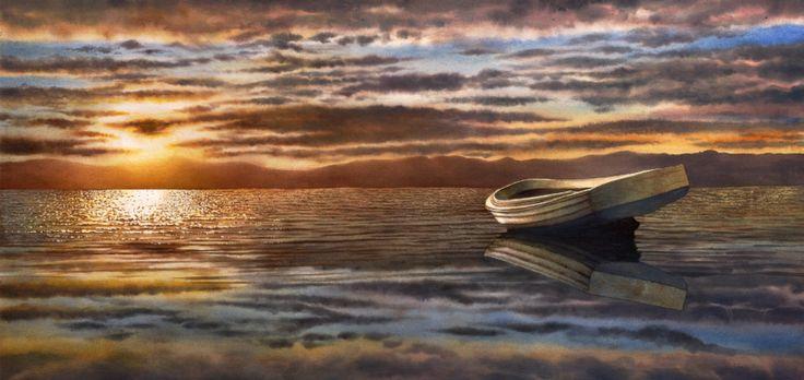 still - transparent acrylic - www.paulconey.co.nz