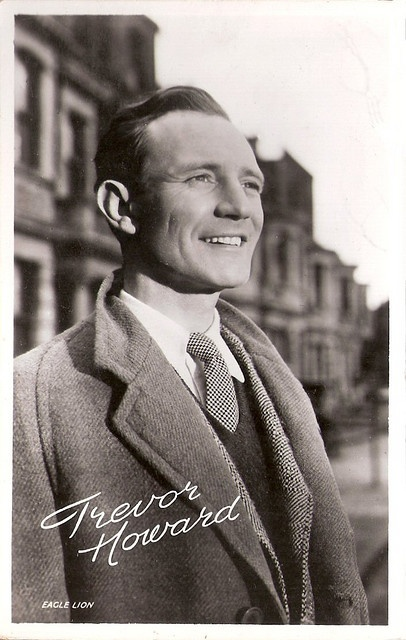 Trevor Howard - b September 29, 1913 England - died January 07, 1988 at age 74 from influenza & bronchitis