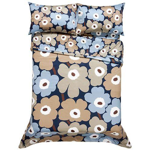 My new Bedding! I just Love Marimekko!