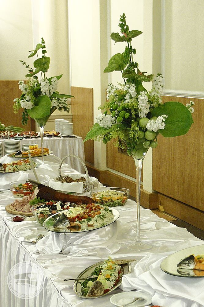 #florystyka #kompozycja #dekoracja #konferencja / #floristry #conference #decoration ideas #sggw #wobiak
