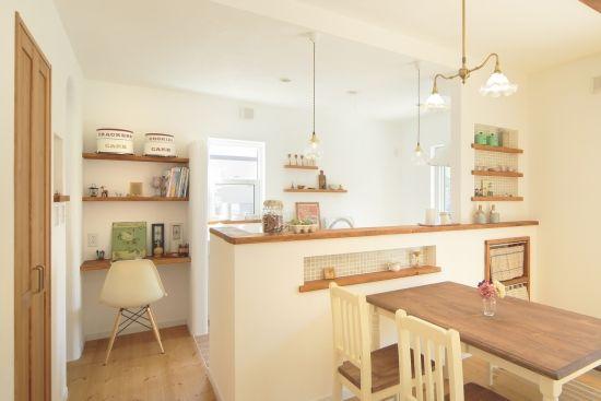 030FACTORY 豊橋モデルハウス - かわいい家photo
