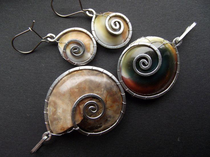 Mušloidky na přání Výroba šperků z dodaného materiálu