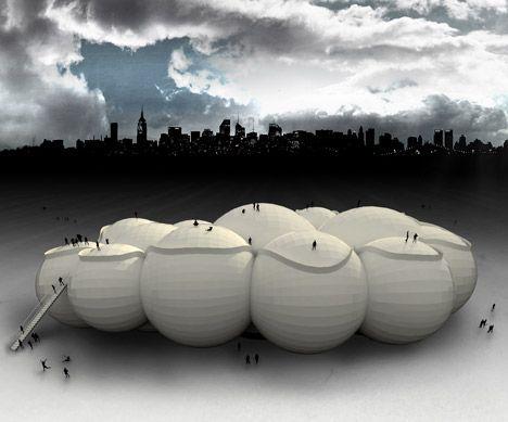 Passing Cloud by Tiago Barros