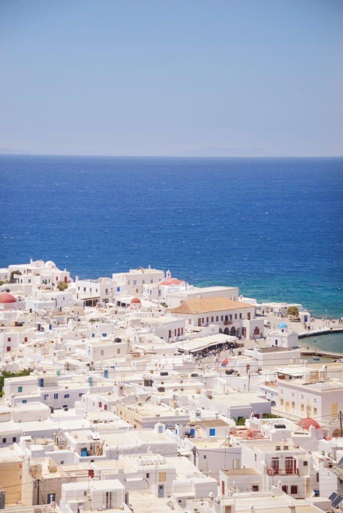 Die besten Fotostandorte und Strände auf Mykonos   – Mykonos photography