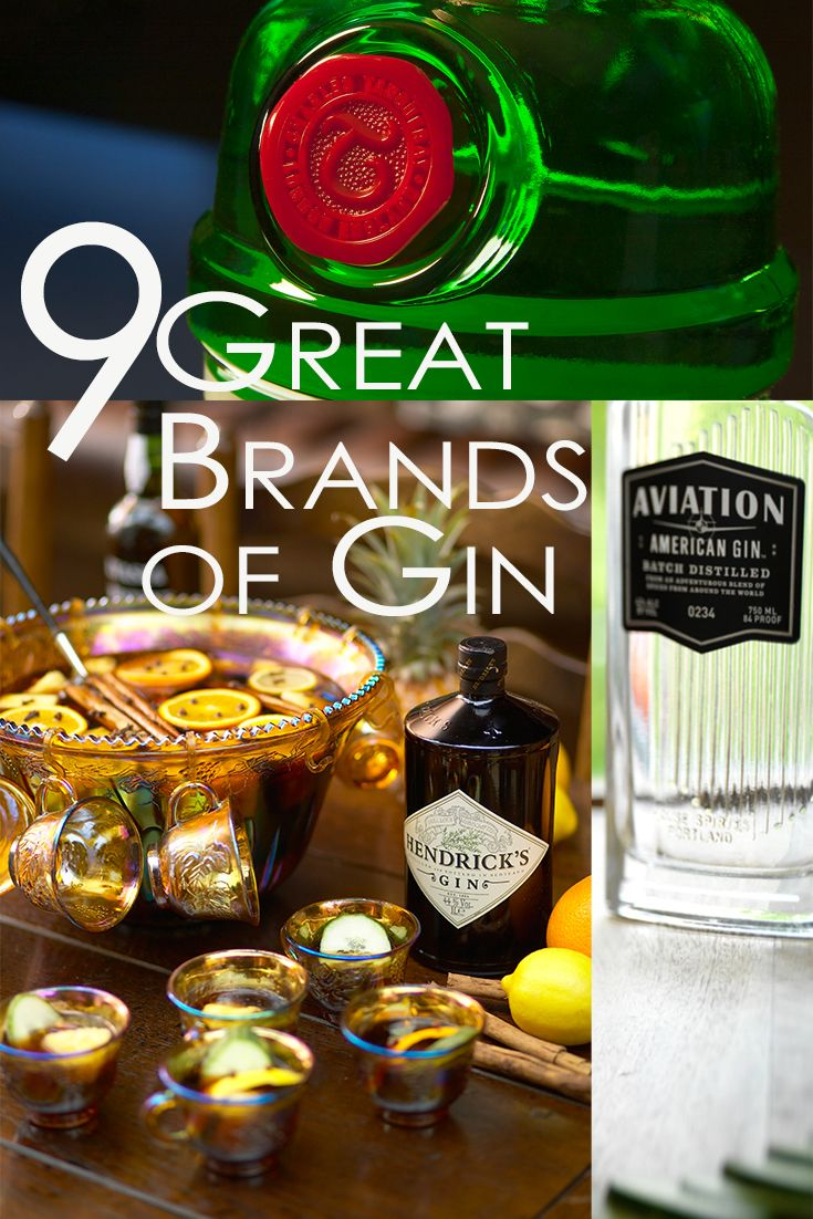 Gin is an interesting category of liquor and it is growing more diverse with every passing year. Yet, there are a number of brands of gin that have become our tried and true favorites. These are the bottles that we can rely on for a great Gin & Tonic and can be found almost anywhere.