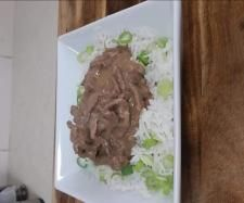 Recipe asian beef by Danielle87 - Recipe of category Main dishes - meat