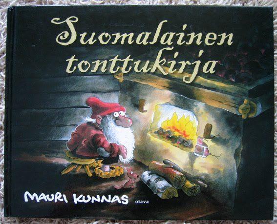 Mauri Kunnas - Suomalainen Tonttukirja 2007
