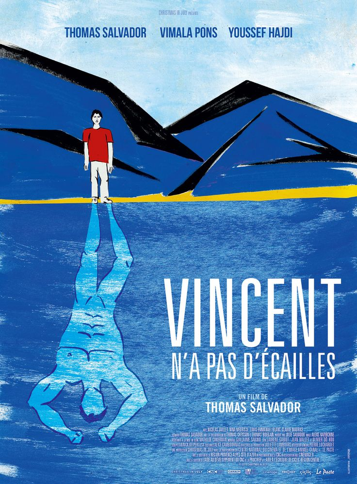 Vincent n'a pas d'écailles by Thomas Salvador, France