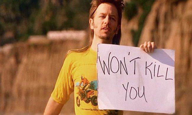 'Joe Dirt 2: Beautiful Loser' Is Already A Huge Hit For Crackle
