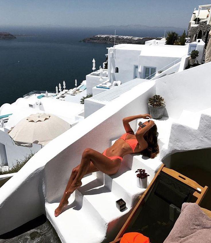 #summer #greece #santorini