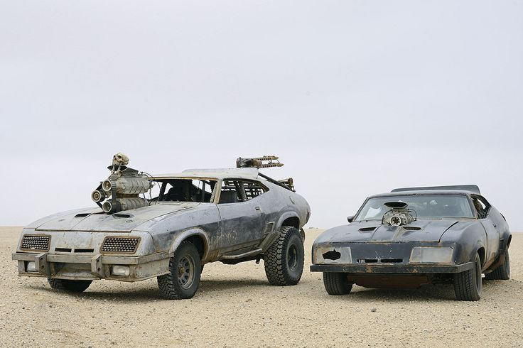 """Ford Falcon XB GT Coupe 1973 """"V8 Interceptor"""" - The Mad Max Wiki ..."""