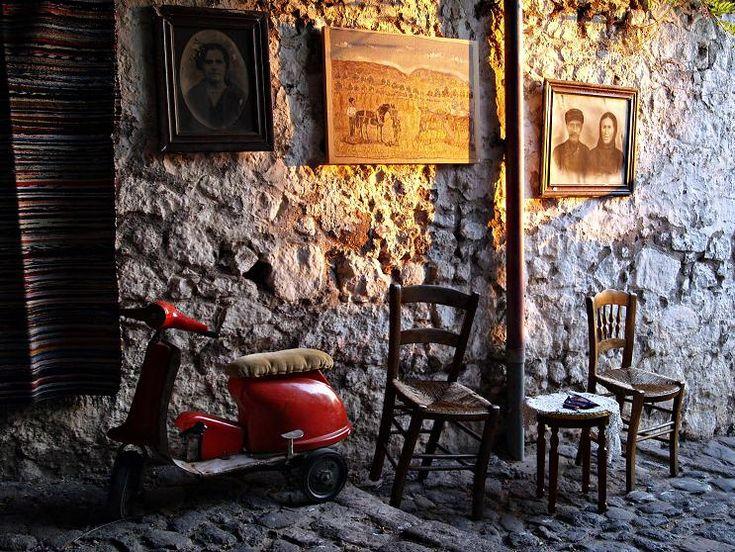 Lesvos still life - Molyvos, Lesvos