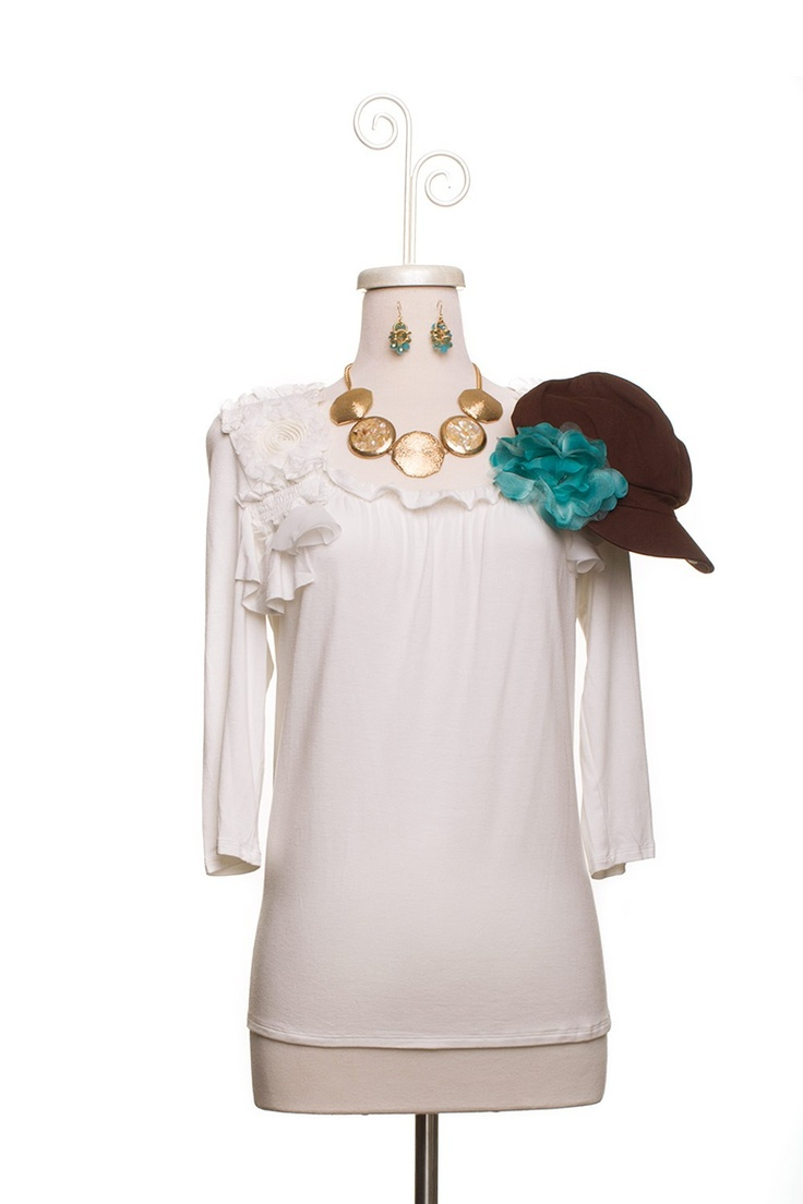 Dressing Your Truth - Type 1 Flower Girl Top