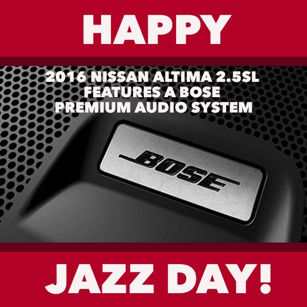 HAPPY JAZZ DAY! And It's Never Sounded Better Than In The