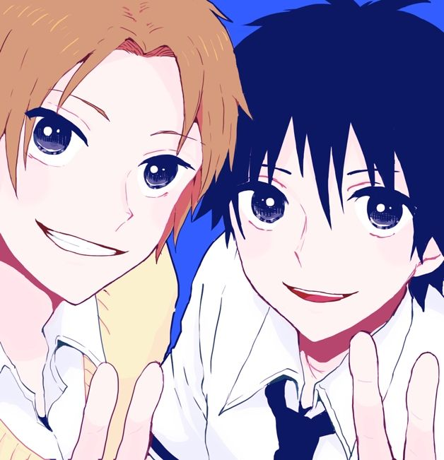 Maehara and Isogai