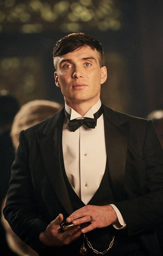 Black peaky blinders dinner suit like worn by tommy Shelby on