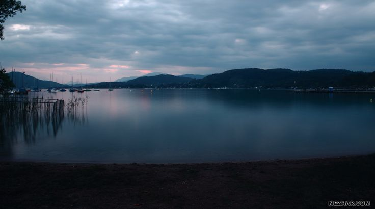 Lake Worthersee Blue Hour (from Nezbeda Harald's Photos)
